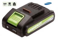 Li-ion baterie 20V-2 Ah Verdemax