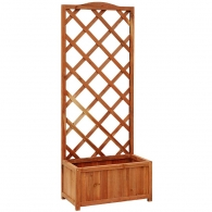 Dřevěný truhlík se stěnou Verdemax 5343