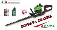 ACTIVE H24-600 motorový profi plotostřih