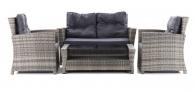 Kovový zahradní nábytek Relax DeLUXE