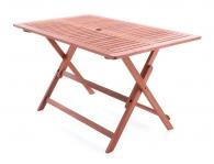 Dřevěný skládací stůl VeGA SET