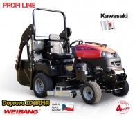 PROFI LINE 2622 COBRA Premium - profi zahradní traktor