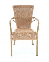 Kovová židle AXEL