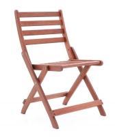 Dřevěná skládací židle VeGA SET