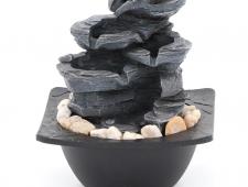 Pokojová fontána - Kameny