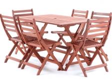 Dřevěná skládací sestava BASIC SET 6