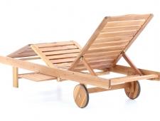 Dřevěné lehátko NEVADA