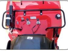 WISCONSIN W2979/102 RIVIERA PREMIUM 18 - profi zahradní traktor