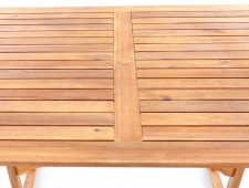 Dřevěný zahradní nábytek QUEEN VeGA 6 stolová sestava