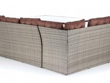 Luxusní stolová ratanová sestava - TUNIS SET