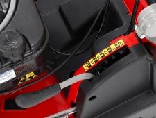 Weibang WB 486 SBV-R travní válcová sekačka