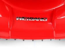 Weibang WB 567 SBV-R travní válcová sekačka