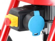 Weibang WB SH4003 E - elektrický drtič, nožový
