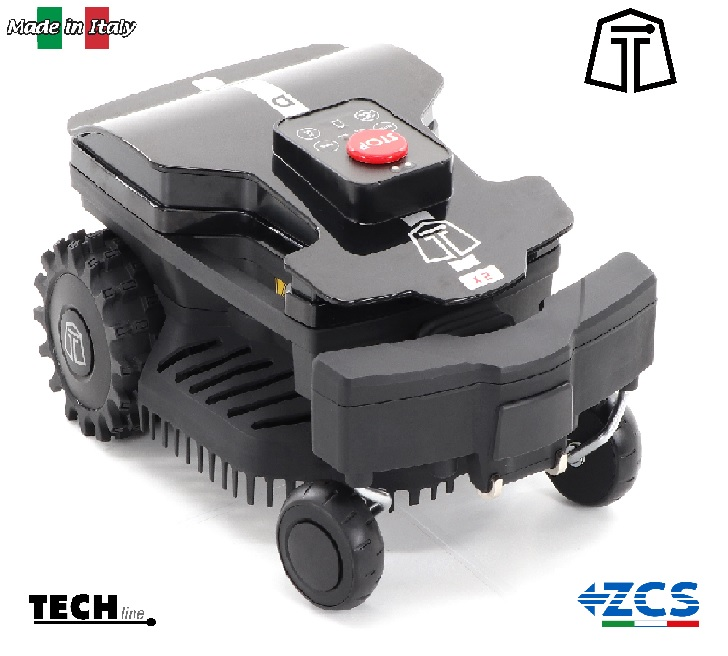 TECHline robotická sekačka NEXTTECH D X2
