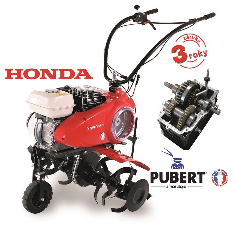 PUBERT Quatro Junior V3 60H - kultivátor s dvourychlostní převodovkou