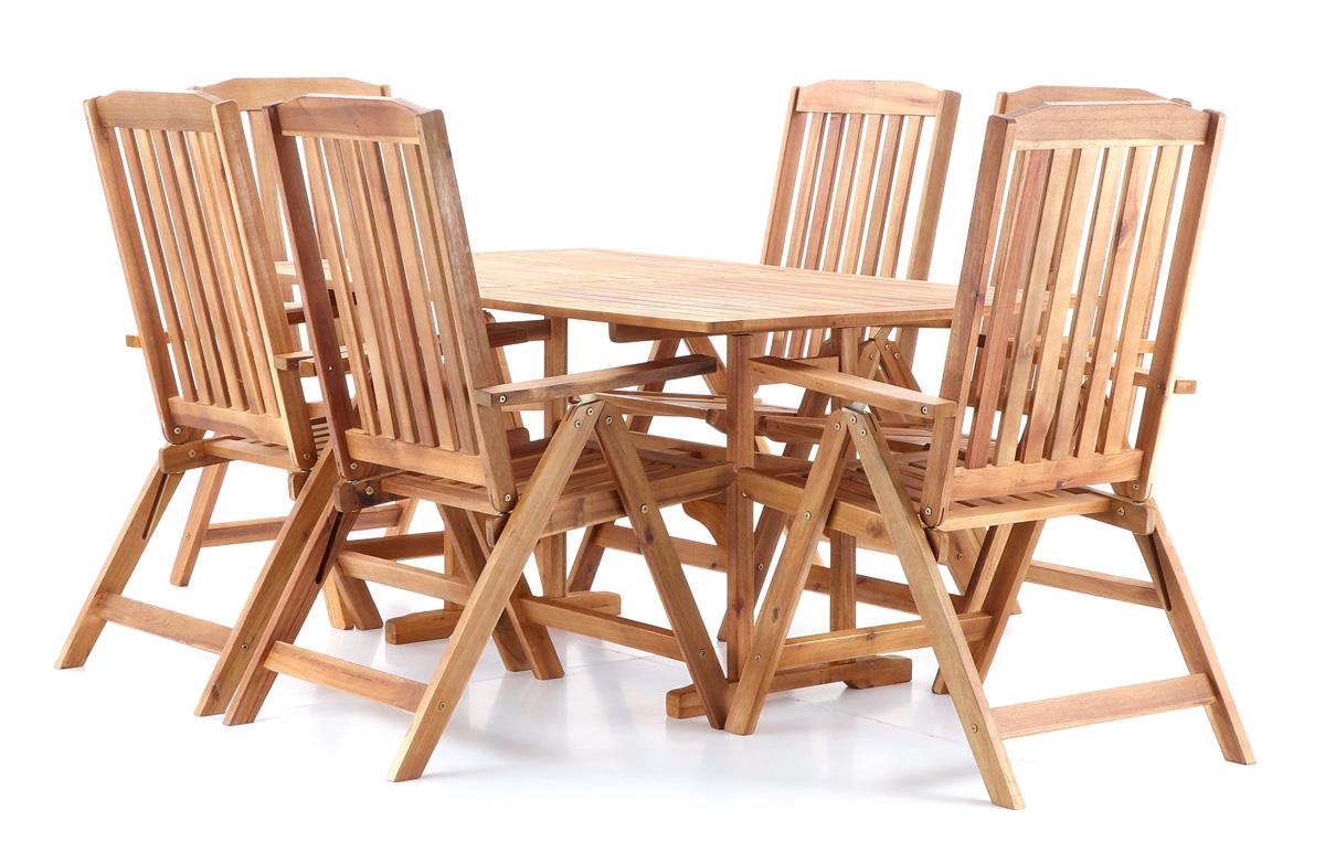 QUEEN VeGA 6 stolová sestava