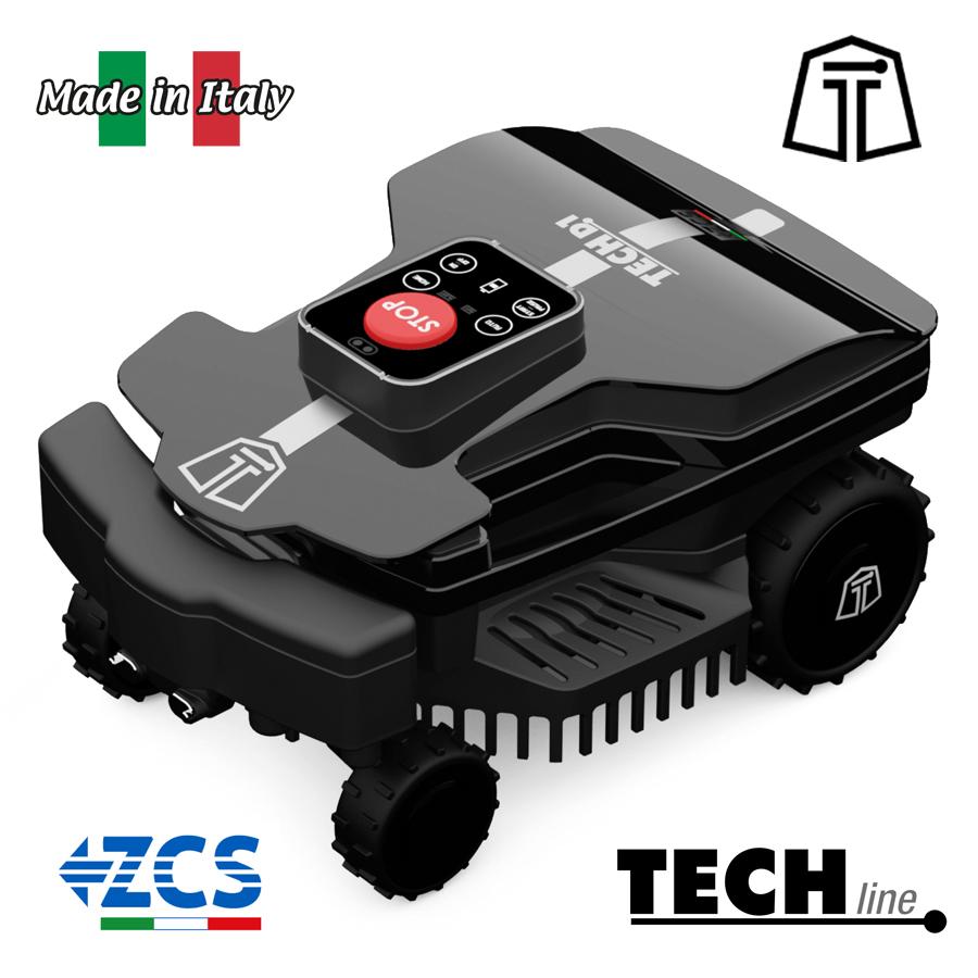 ZCS TECHline TECHline robotická sekačka TECH D1