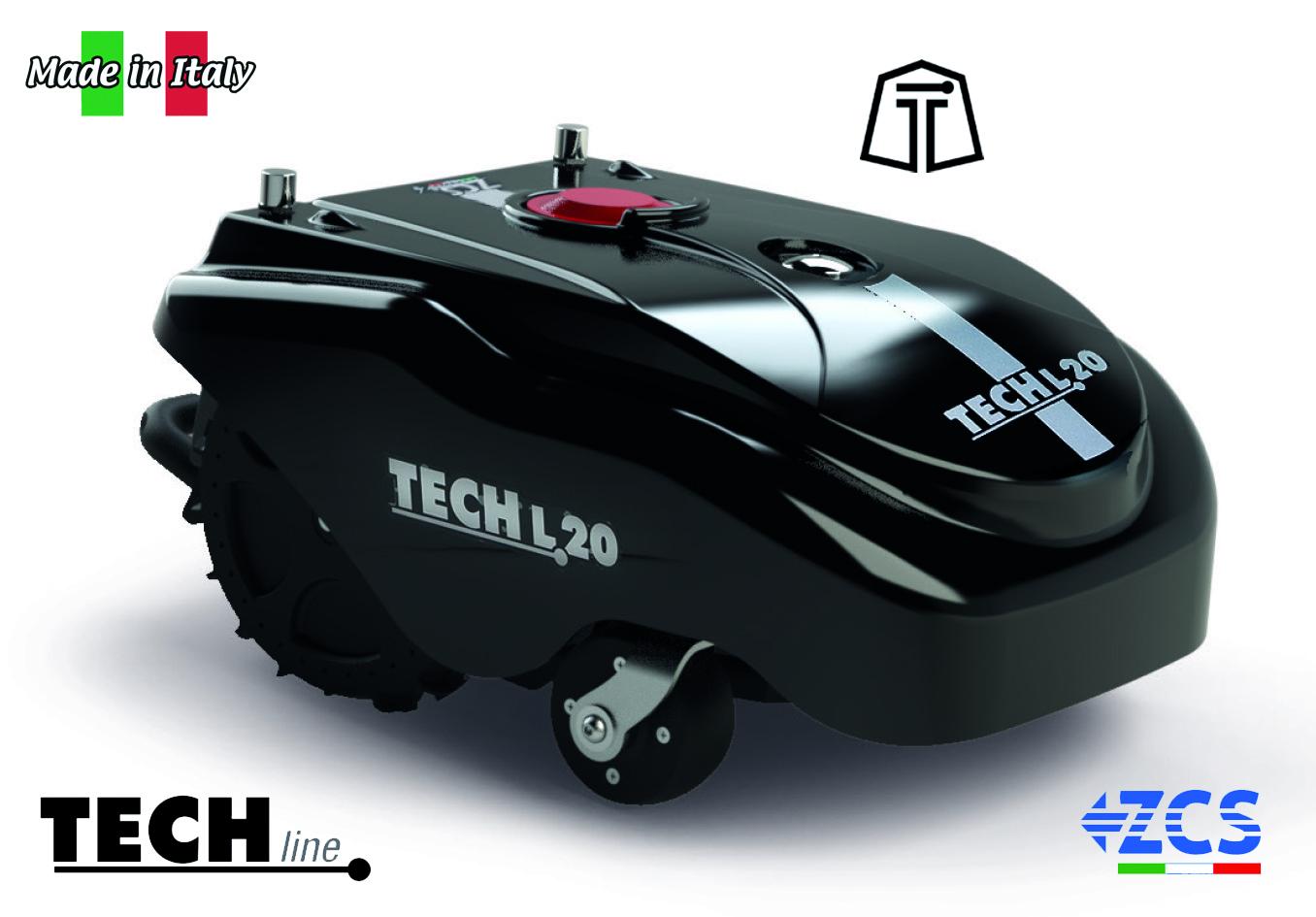 TECHline robotická sekačka TECH L20