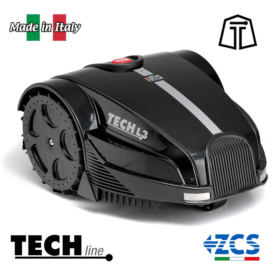 ZCS TECHline TECHline robotická sekačka TECH L3