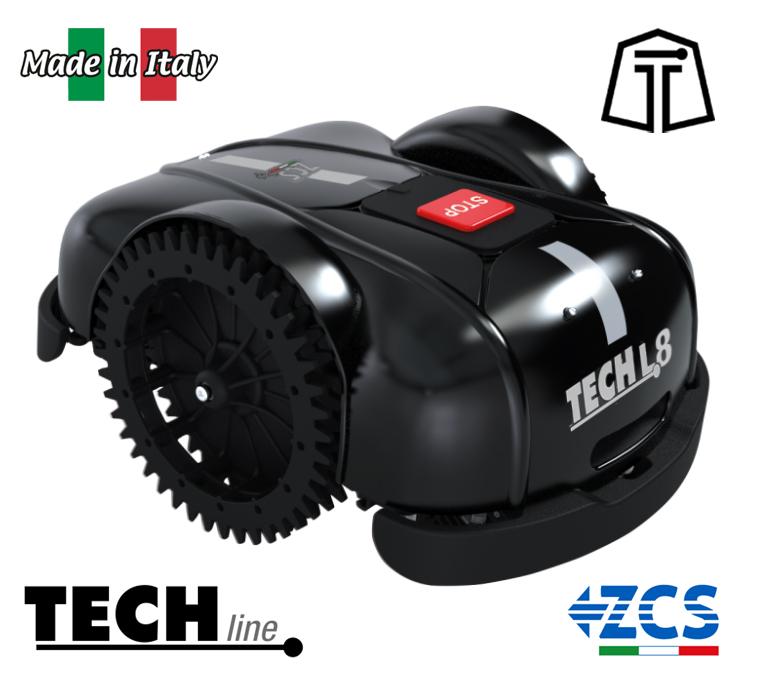 TECHline robotická sekačka TECH L8
